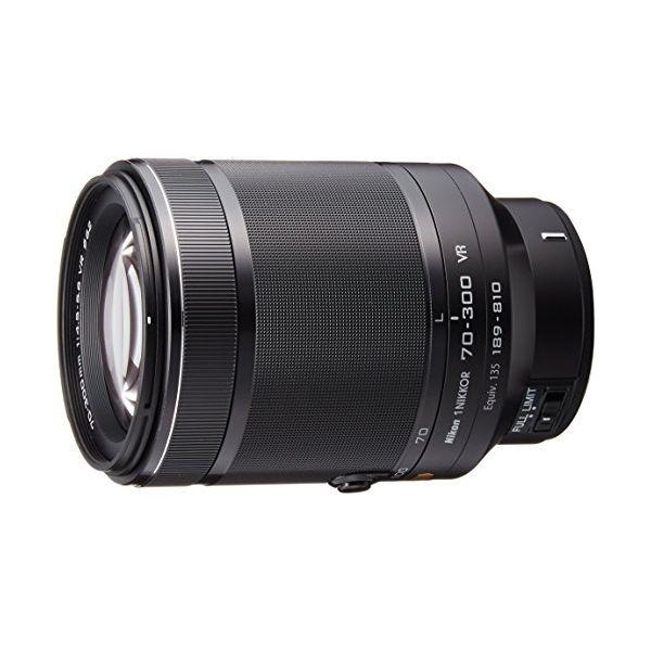 【中古】【1年保証】【美品】Nikon 1 VR 70-300mm F4.5-5.6 ブラック
