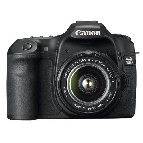 【中古】【1年保証】【美品】Canon EOS 40D EF-S 18-55mm IS レンズキット
