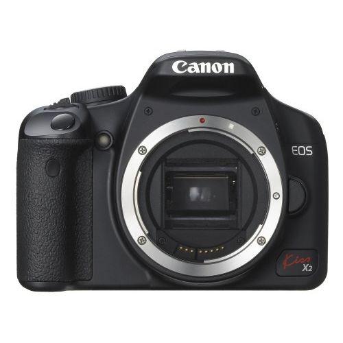 【中古】【1年保証】【美品】Canon EOS Kiss X2 ボディ