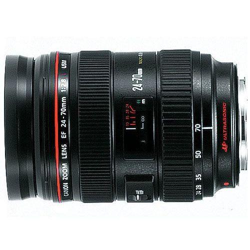 【中古】【1年保証】【美品】Canon EF 24-70mm F2.8L USM