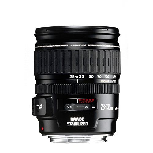 【中古】【1年保証】【美品】Canon EF 28-135mm F3.5-5.6 IS USM