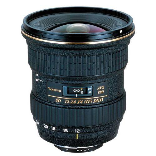 【中古】【1年保証】【美品】Tokina AT-X 12-24mm F4 PRO DX II ニコン