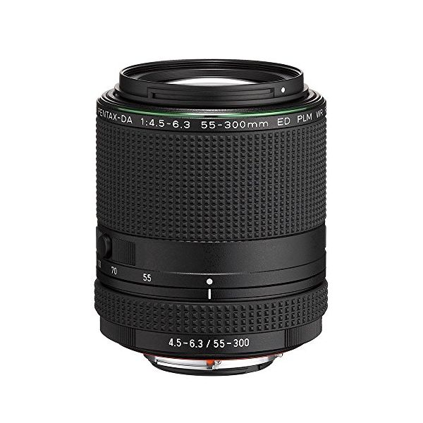 【中古】【1年保証】【美品】PENTAX HD DA 55-300mm F4.5-6.3 ED PLM WR RE