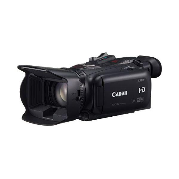 【中古】【1年保証】【美品】 Canon HDビデオカメラレコーダー XA20