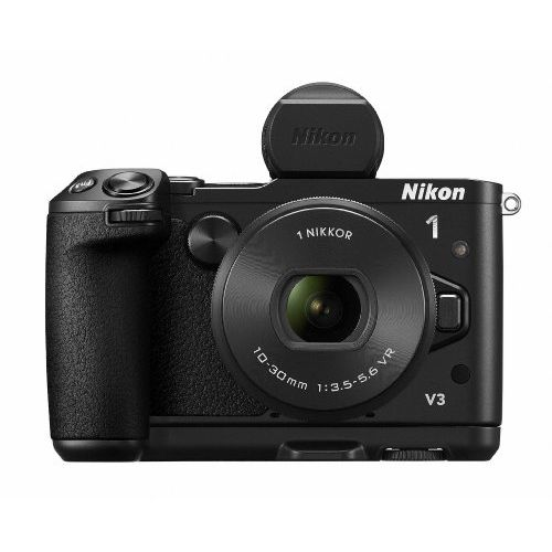 【中古】【1年保証】【美品】Nikon V3 プレミアムキット ブラック