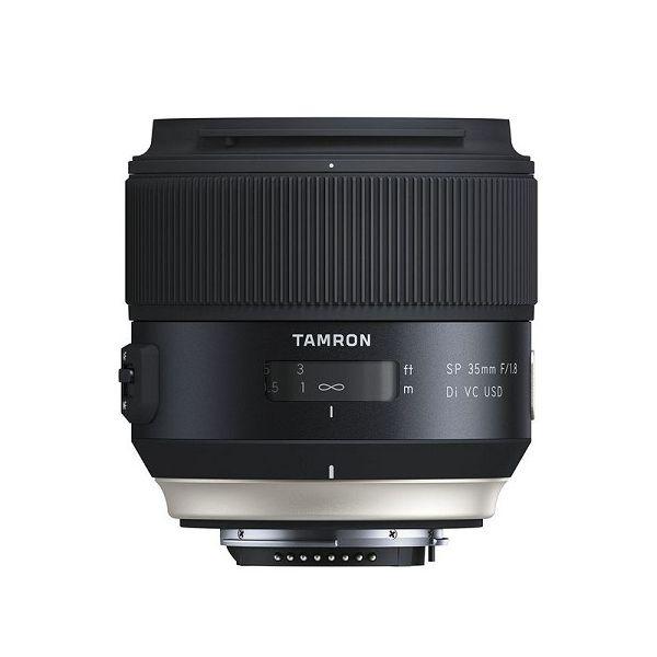 【中古】【1年保証】【美品】TAMRON SP 35mm F1.8 Di VC USD F012N ニコン