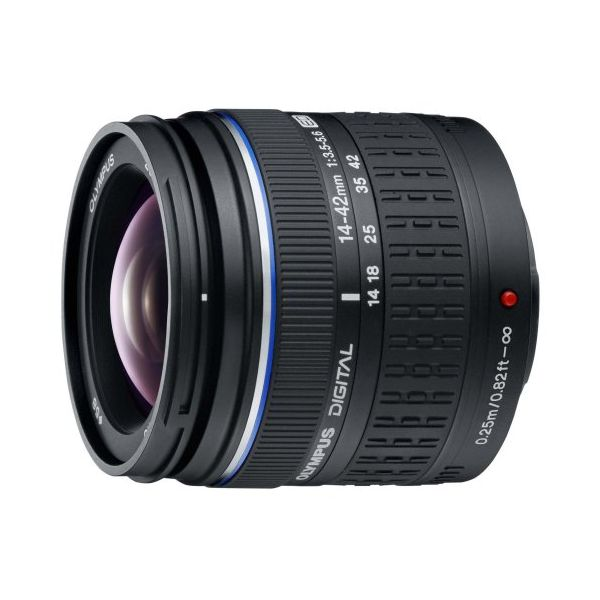 【中古】【1年保証】【美品】OLYMPUS ZUIKO DIGITAL ED 14-42mm F3.5-5.6