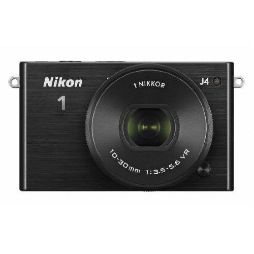 【中古】【1年保証】【美品】Nikon J4 パワーズームレンズキット ブラック