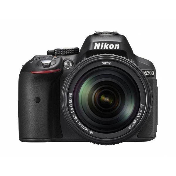 【中古】【1年保証】【美品】 Nikon D5300 18-140mm VR レンズキット
