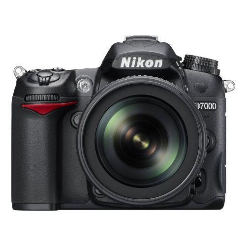 【中古】【1年保証】【美品】 Nikon D7000 レンズキット 18-105mm VR