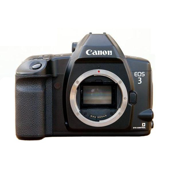 【中古】【1年保証】【美品】Canon EOS-3 ボディのみ フィルムカメラ