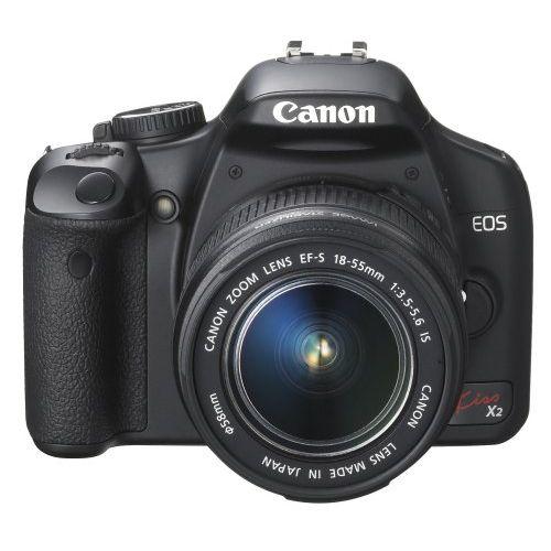 【中古】【1年保証】【美品】 Canon EOS Kiss X2 レンズキット
