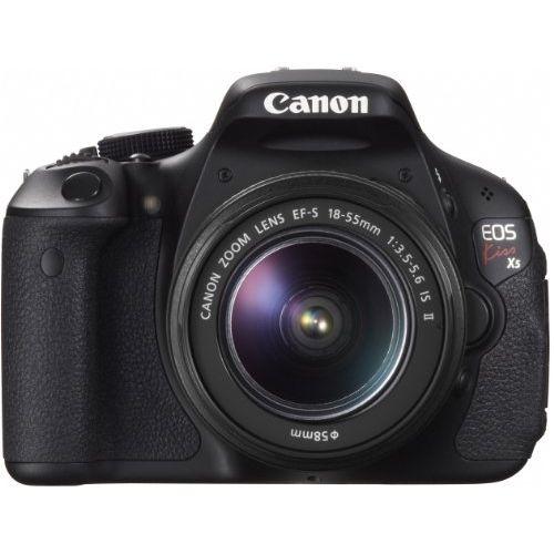 【中古】【1年保証】【美品】 Canon EOS Kiss X5 EF-S 18-55mm F3.5-5.6 IS II