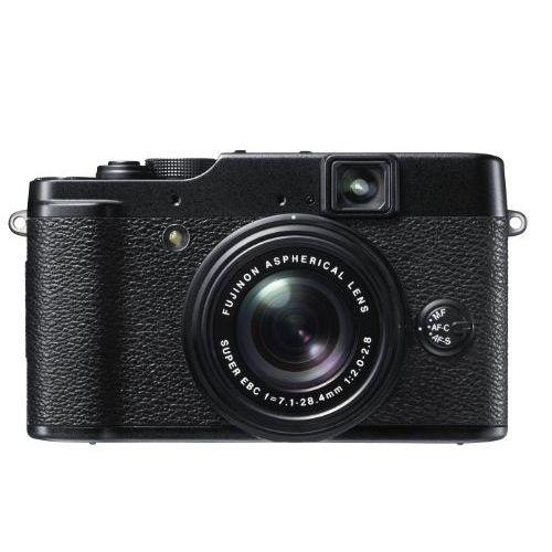 【中古】【1年保証】【美品】 FUJIFILM デジタルカメラ X10 光学4倍