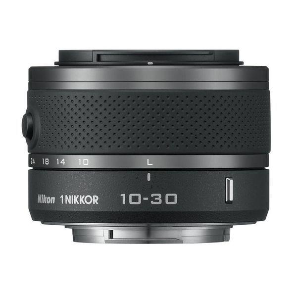 【中古】【1年保証】【美品】Nikon 1 VR 10-30mm F3.5-5.6 ブラック