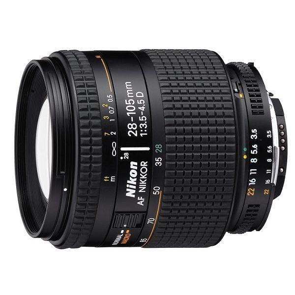 【中古】【1年保証】【美品】Nikon Ai AF 28-105mm F3.5-4.5D