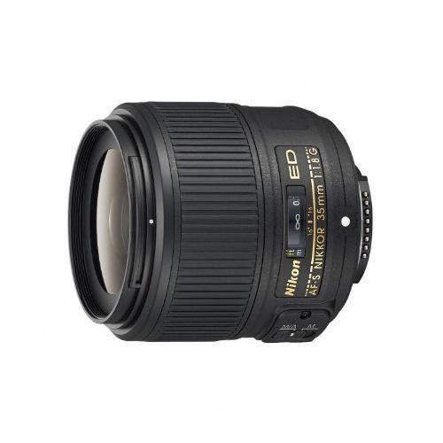 【中古】【1年保証】【美品】 Nikon 単焦点 AF-S 35mm F1.8G ED
