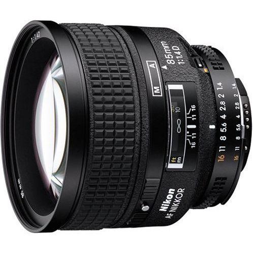 【中古】【1年保証】【美品】Nikon Ai AF 85mm F1.4D IF