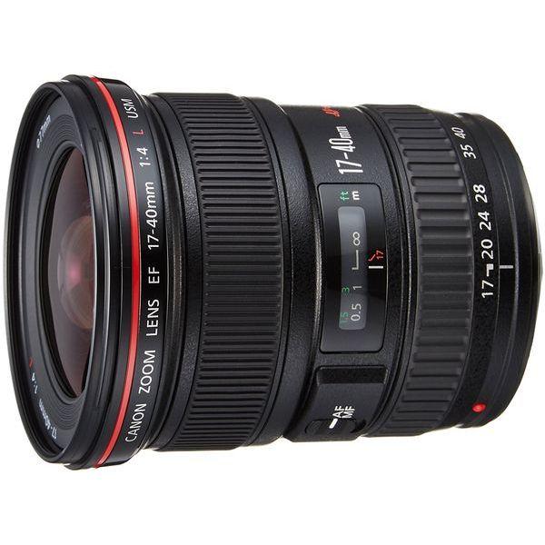 【中古】【1年保証】【美品】Canon EF 17-40mm F4L USM