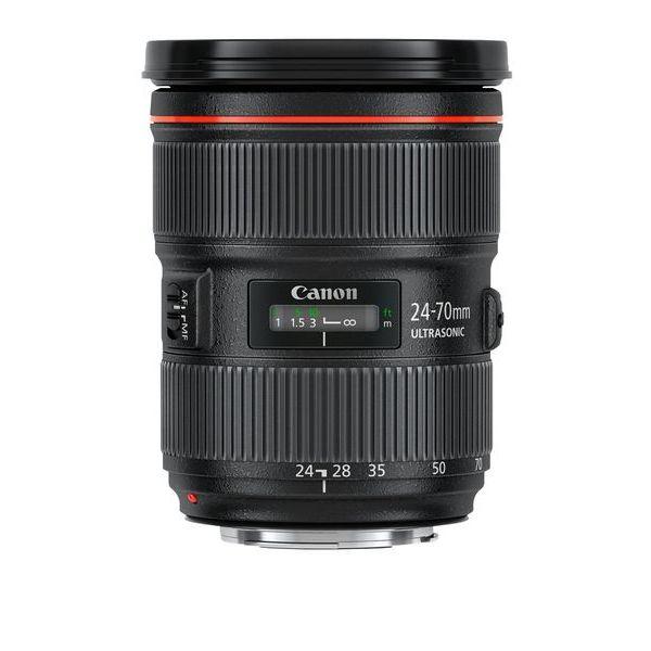 【中古】【1年保証】【美品】Canon EF 24-70mm F2.8L II USM