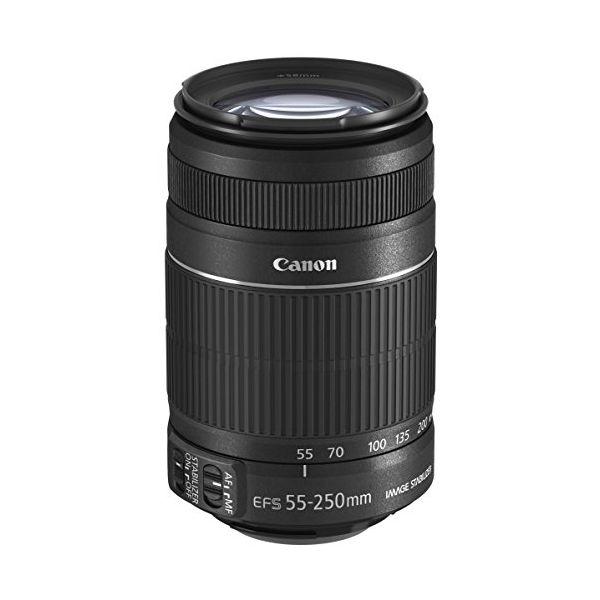 【中古】【1年保証】【美品】Canon EF-S 55-250mm F4-5.6 IS II