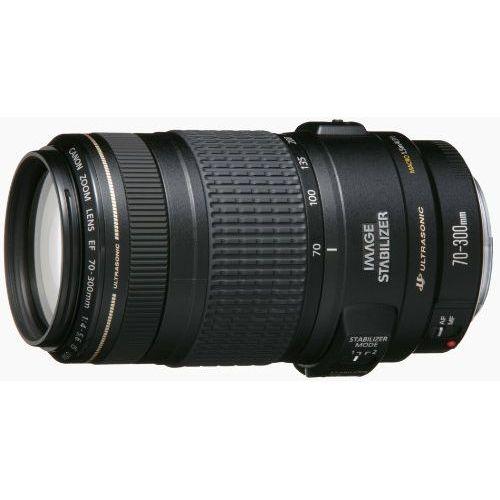 【中古】【1年保証】【美品】Canon EF 70-300mm F4-5.6 IS USM