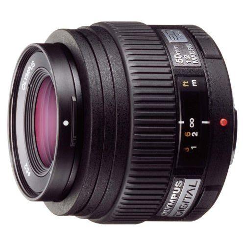 【中古】【1年保証】【美品】OLYMPUS ZUIKO DIGITAL ED 50mm F2 マクロ