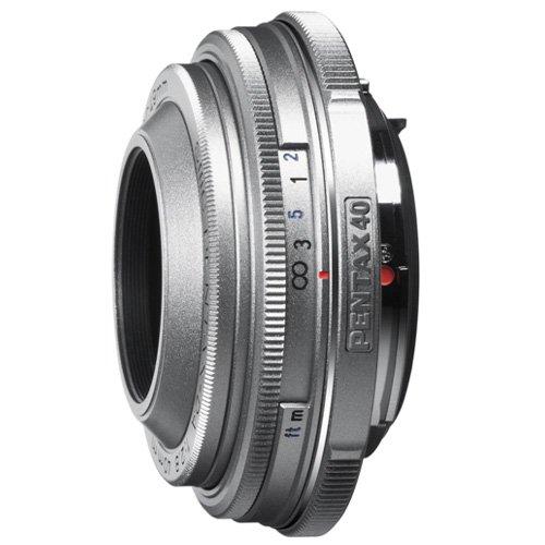【中古】【1年保証】【美品】 PENTAX DA 40mm F2.8 Limited シルバー