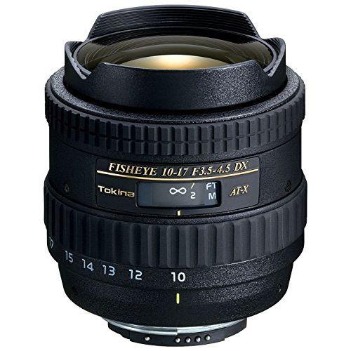 【中古】【1年保証】【美品】 Tokina AT-X DX 10-17mm F3.5-4.5 キヤノン