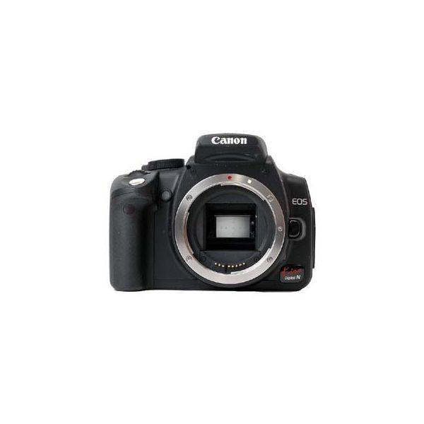 【中古】【1年保証】【良品】Canon EOS Kiss デジタル N ブラック ボディ