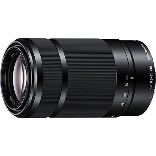 【中古】【1年保証】【美品】SONY E 55-210mm F4.5-6.3 OSS ブラック SEL55210
