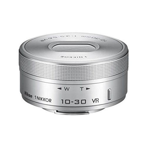 【中古】【1年保証】【美品】 Nikon VR 10-30mm F3.5-5.6 PD-ZOOM シルバー