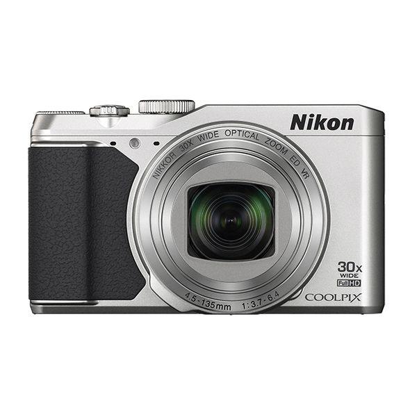【中古】【1年保証】【美品】Nikon COOLPIX S9900 シルバー