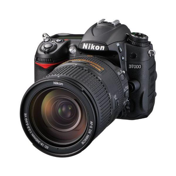 【中古】【1年保証】【美品】Nikon D7000 18-300mm VR スーパーズームキット