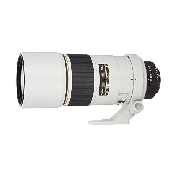 【中古】【1年保証】【美品】Nikon Ai AF-S 300mm F4D IF-ED ライトグレー