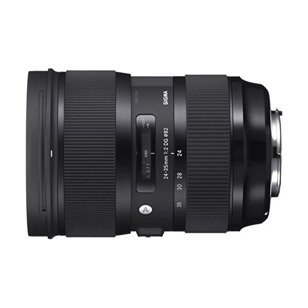 【中古】【1年保証】【美品】 SIGMA Art 24-35mm F2 DG HSM キヤノン