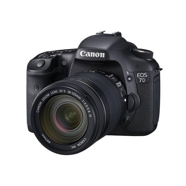 【中古】【1年保証】【美品】 Canon EOS 7D EF-S 18-135mm IS レンズキット