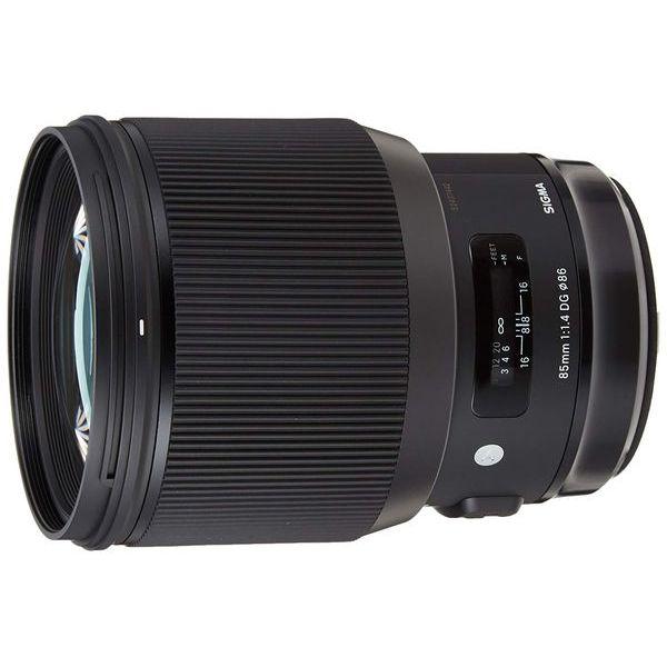 【中古】【1年保証】【美品】SIGMA Art 85mm F1.4 DG HSM ニコン