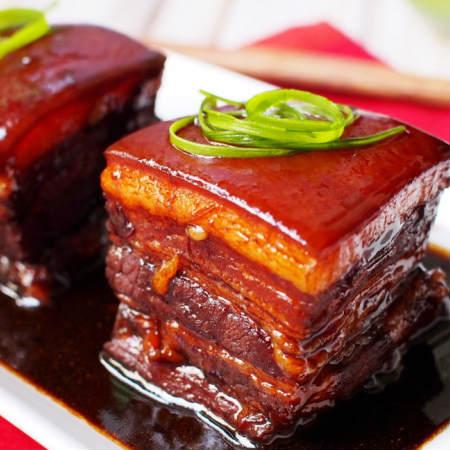 デンマーク産皮付豚バラ肉(三枚肉)ブロック約1kg 豚肉ばら1kg skin on pork belly 豚角煮に最適です♪
