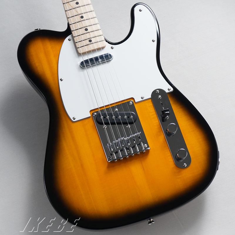 """ハイコストパフォーマンス・ブランド""""スクワイヤー""""!  Squier by Fender《スクワイヤー》Affinity Series Telecaster (2-Color Sunburst/Maple Fingerboard)【あす楽対応】【oskpu】"""