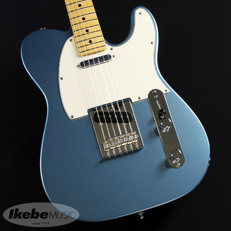 Fender MEX《フェンダー》Player Telecaster (Tidepool/Maple) [Made In Mexico] 【あす楽対応】【oskpu】