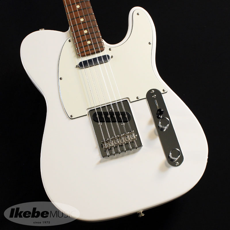 Fender MEX《フェンダー》Player Telecaster (Polar White/Pau Ferro) [Made In Mexico] 【あす楽対応】【oskpu】