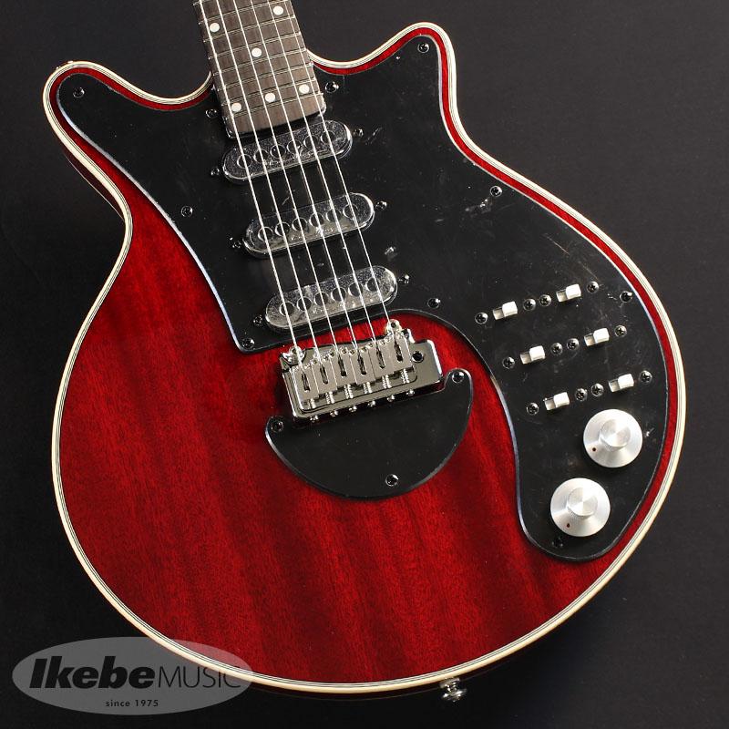 """Queen """"ブライアン・メイ"""" モデル!  Brian May Guitars BM-RED 【あす楽対応】"""