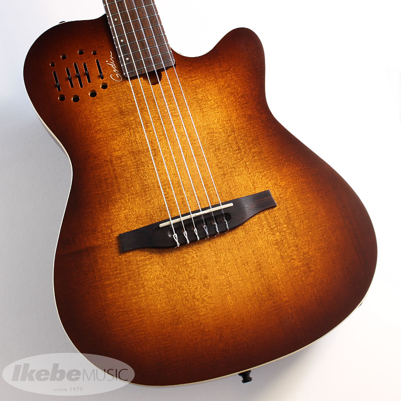 Godin 《ゴダン》Multiac Nylon Encore/Burnt Umber【特価】【あす楽対応】