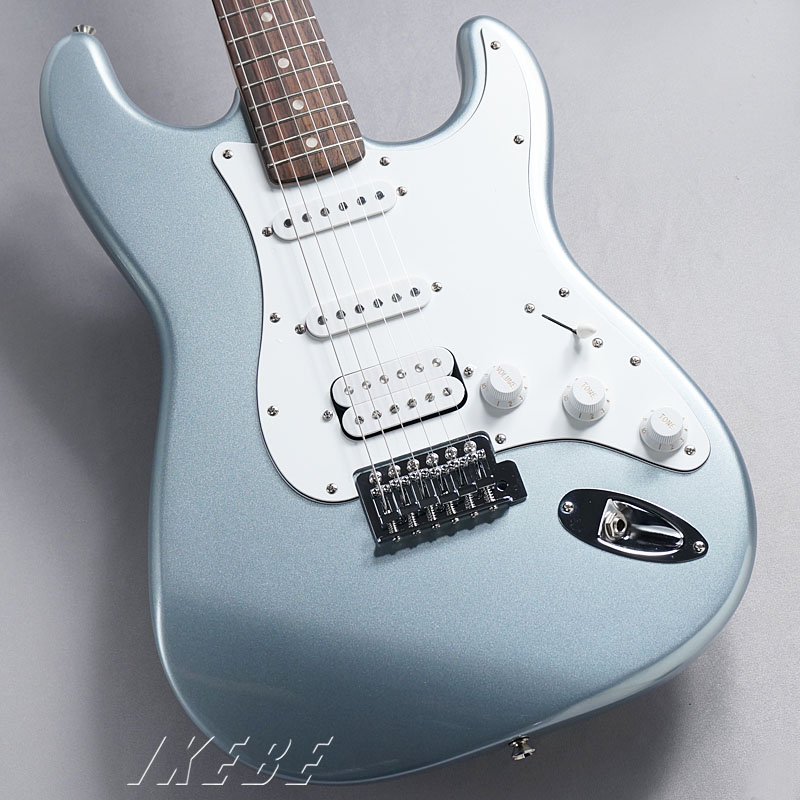 Squier by Fender 《スクワイヤー》Affinity Series Stratocaster HSS (Slick Silver) 【oskpu】