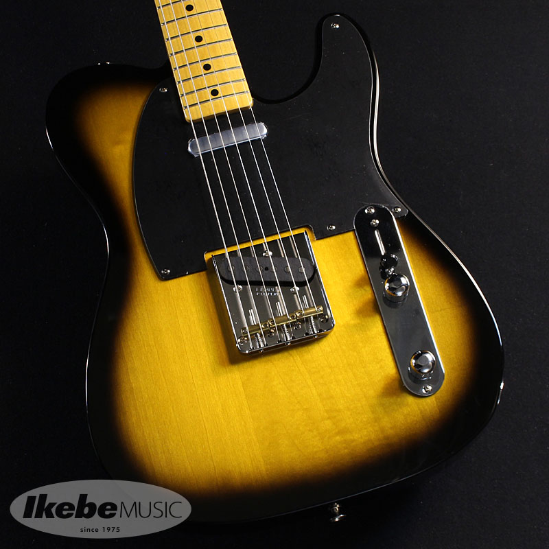 Fender 《フェンダー》(Made in Japan Traditional)Traditional 50s Telecaster (2-Color Sunburst) [Made in Japan]【あす楽対応】 【oskpu】