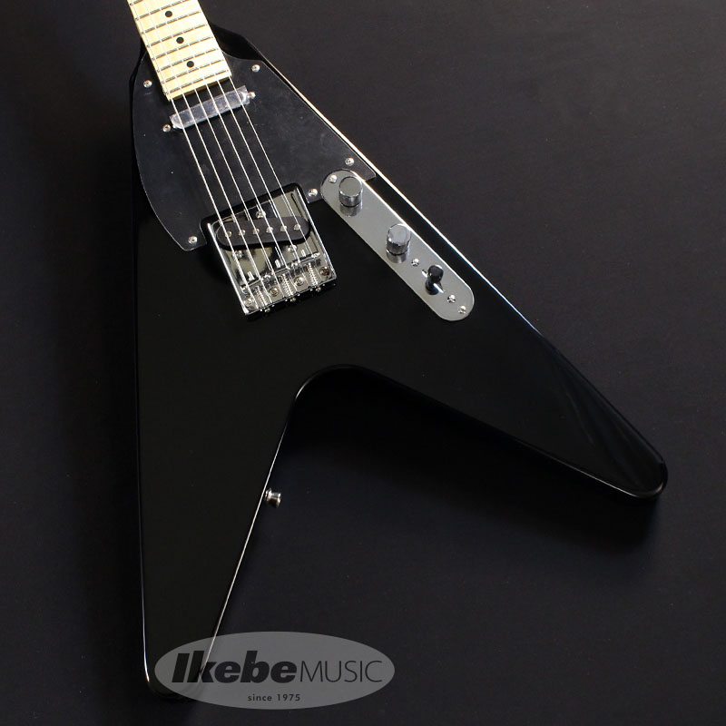 Bacchus 《バッカス》 GLOBAL Series Limited Edition BFV-HYBRID II (Black/Maple) [FV×TLハイブリッド]【あす楽対応】