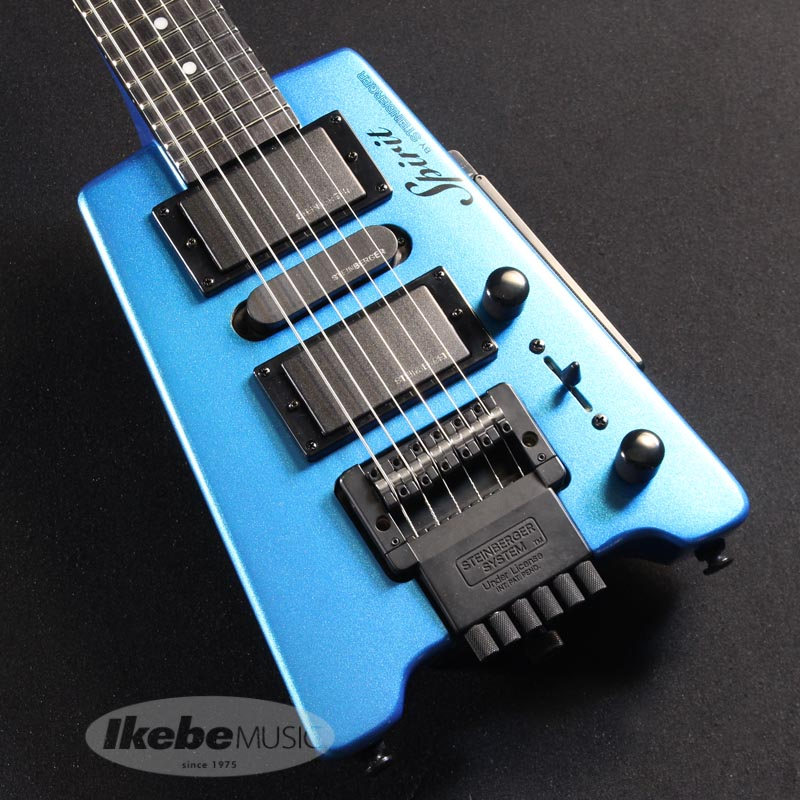 STEINBERGER 《スタインバーガー》Spirit GT-PRO DELUXE (FB/Frost Blue)【あす楽対応】