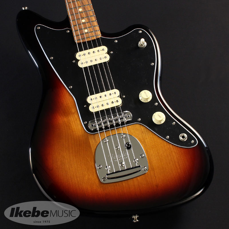 Fender MEX《フェンダー》Player Jazzmaster (3-Color Sunburst) [Made In Mexico]【あす楽対応】 【oskpu】