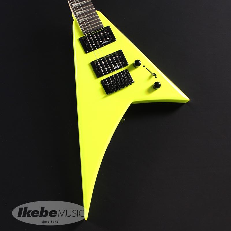 Jackson《ジャクソン》 JS Series JS1X RR Minion (Neon Yellow) 【あす楽対応】